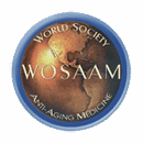 membre de la World Society of Anti-aging medicine WOSAAM