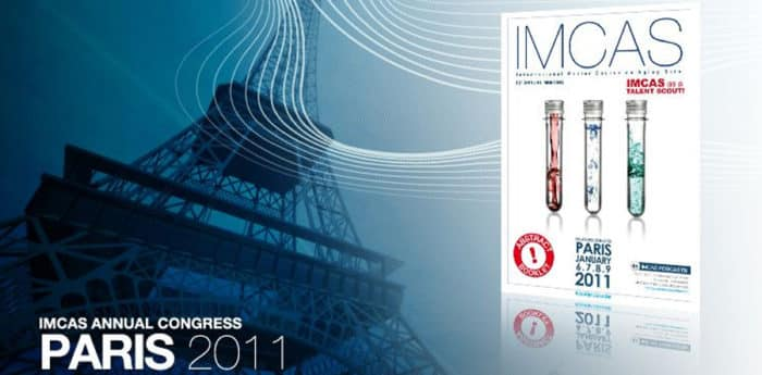 communication du Dr Derhy sur prothese de mollet, IMCAS 2011